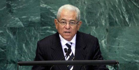 Jorge Valero, embajador permanente de Venezuela ante el Consejo de Derechos Humanos de la ONU