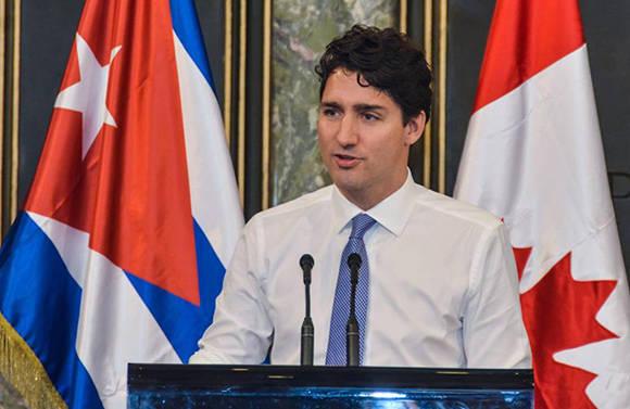Canadá y Cuba expresan voluntad de fortalecer relaciones bilaterales
