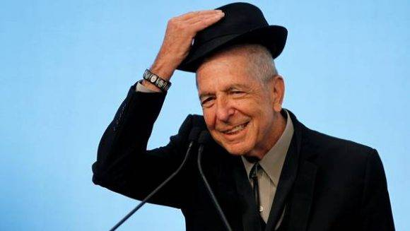 Leonard Cohen. Foto:Jessica Rinaldi/Reuters