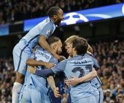 Manchester City vs Barcelona Champions League (1)