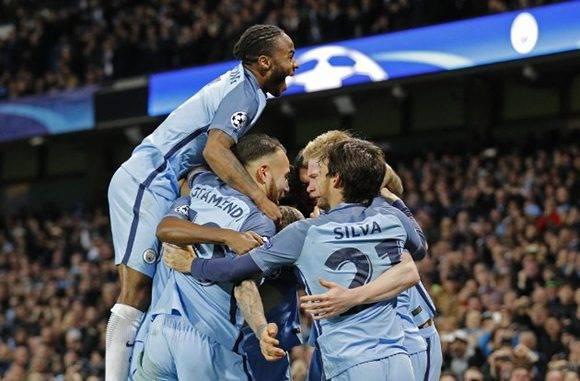 Manchester City vs Barcelona Champions League (1)