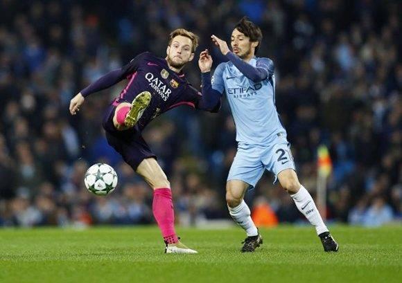Manchester City vs Barcelona Champions League (2)