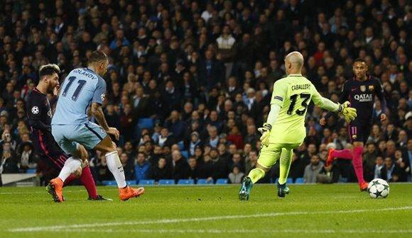 Manchester City vs Barcelona Champions League (3)