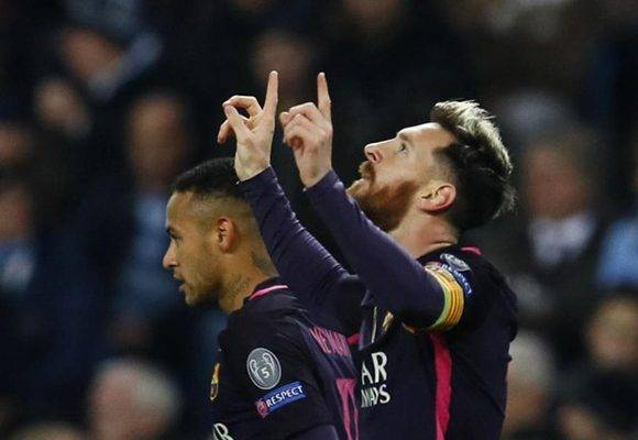 Manchester City vs Barcelona Champions League (4)