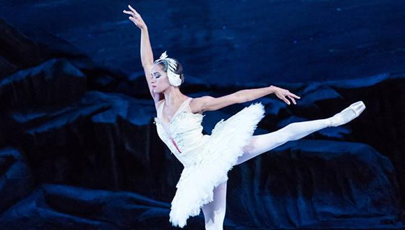 La bailarina Misty Copeland visita Cuba. Foto tomada del sitio oficial de la bailarina.