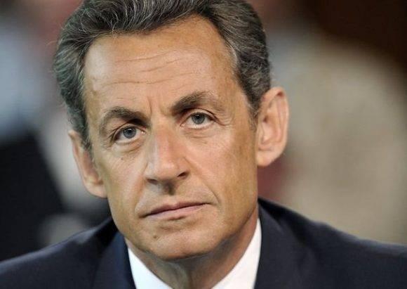 Nicolas Sarkozy. Foto tomada de Última Hora.