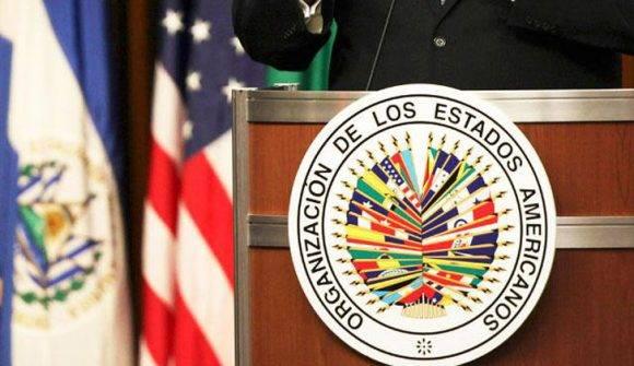 OEA buscará soluciones a crisis de Venezuela en su Asamblea de Cancún