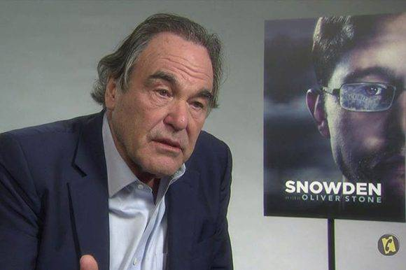 "Oliver Stone presentará ""Snowden"" en Festival de Cine Latinoamericano, el filme está protagonizado por Joseph Gordon-Levitt."