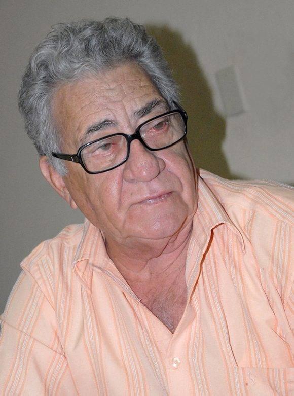 Orlando Lugo Fonte, Presidente de la Asociación Nacional de Agricultores Pequeños, conversa con Juventud Rebelde. Jueves 12 de Mayo de 2011, La Habana, Cuba. Foto: Calixto N. Llanes/Juventud Rebelde.