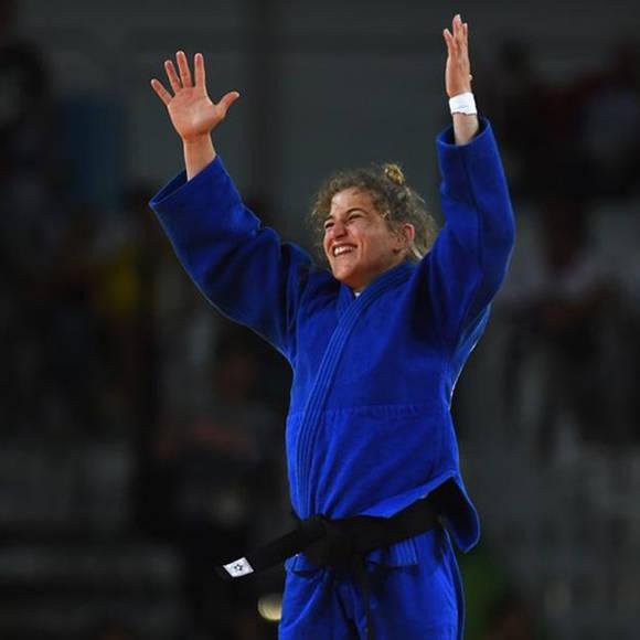 Pareto sumó la medalla olímpica al título mundial conquistado en 2015. Foto: Getty Images.