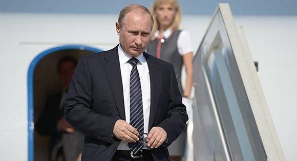 Putin es otro de los jefes de Estado en Perú. Foto: Sputnik/ Archivo.