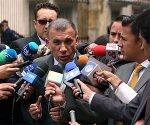 El senador del Partido de la U, Roy Barreras, integrante del equipo negociador del Gobierno en los diálogos de paz con las FARC. Foto: EFE.