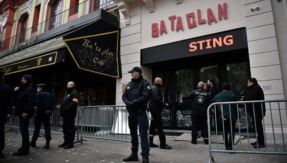 FRANCE-ATTACKS-ANNIVERSARY-CULTURE-MUSIC