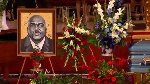 Funeral de Terence Crutcher.