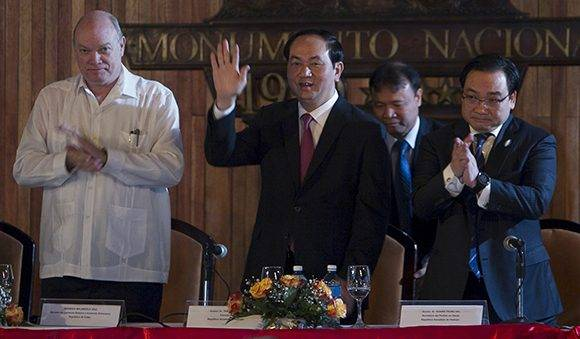 Tran Dai Quang, presidente