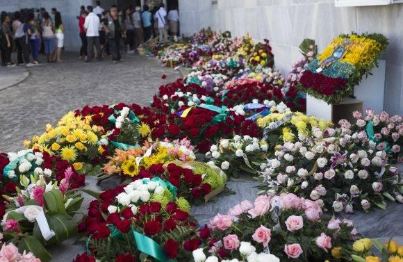 Cuba despide a su líder histórico. Foto: Ladyrene Pérez/ Cubadebate