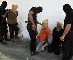 Una de las ejecuciones llevadas a cabo por el Estado Islámico