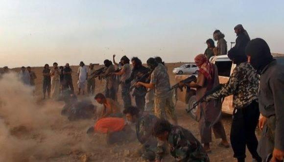 Una de las ejecuciones llevadas a cabo por el Estado Islámico. Foto tomada de Noticia al Día.