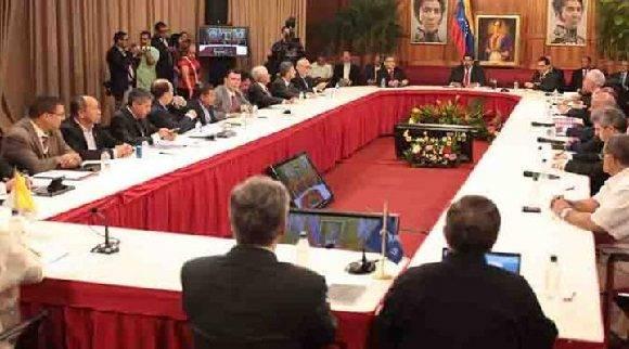 Enviado papal advierte que Venezuela podría seguir un camino de sangre