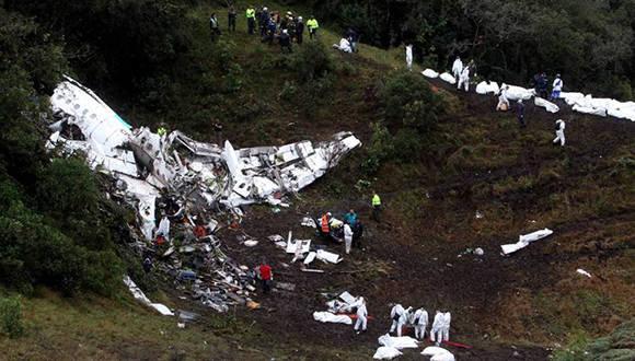 La tragedia dejó más de 70 muertos. Foto: L. E. Noriega/ EFE.