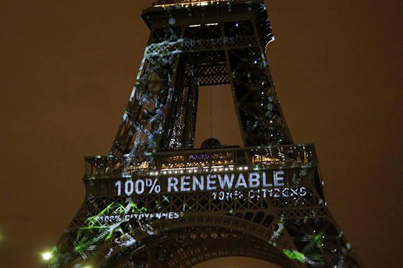Acuerdo de París sobre cambio climático entra en vigor este viernes