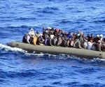 balsa neumatica naufragio en mediterraneo