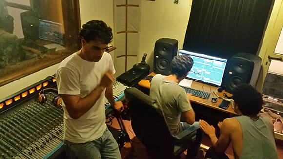 Buena Fe tendrá el disco listo para marzo de 2017. Foto: Facebook de Buena Fe.