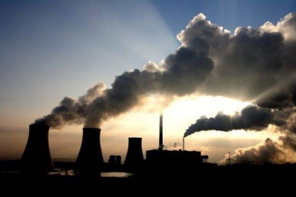 Debido a la contaminación 2016 podría ser el año más caliente de los registrados. Foto tomada de ElBlogVerde.com.
