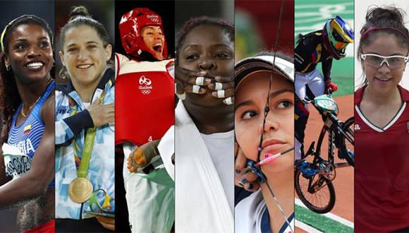 Pese a las dificultades que enfrentan las deportistas latinoamericanas para evolucionar en sus carreras hay quienes logran traspasar las fronteras para triunfar.