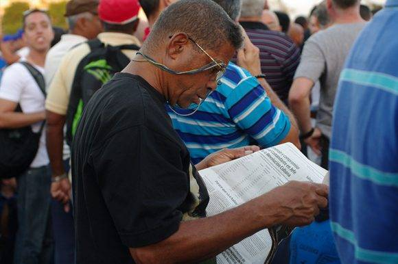 Desde la Plaza, fotos Sergio Vázquez Guyanés