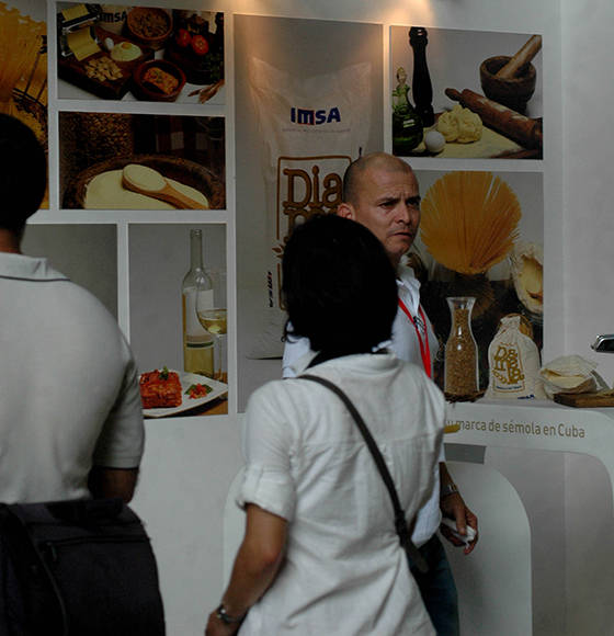 empresas cubanas feria internacional de la habana FIHAV 2016 (1)