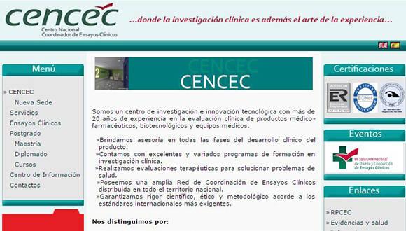 Más del 60% de los ensayos clínicos de Cuba buscan tratamiento ... 0d6034e057a