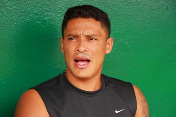 Everth Cabrera. Foto: Reynaldo Cruz/ Universo Béisbol.