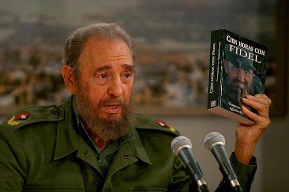Fidel Castro. Foto: Ismael Francisco/ Cubadebate