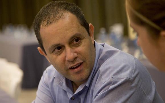 Amaurys López García, director de Desarrollo Tecnológico del Grupo Empresarial de la Informática y las Comunicaciones (GEIC). Foto: Ismael Francisco/ Cubadebate.