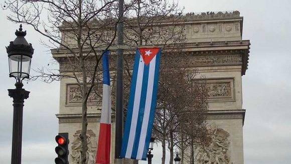 francia-cuba-banderas