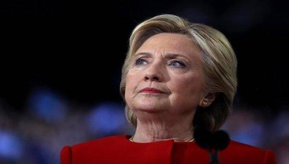 """Hillary Clinton: """"Debemos aceptar el resultado y mirar al futuro, Donald Trump será nuestro presidente"""". Foto: AFP."""