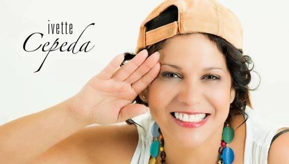 Ivette Cepeda, una de las voces más gustadas del panorama musical cubano. Foto: Blog de Ivette Cepeda.
