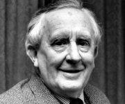 J.R.R. Tolkien. Autor de El Señor de los Anillos. Foto: AP.