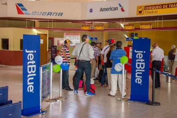 Inicia JetBlue vuelos regulares a Camagüey