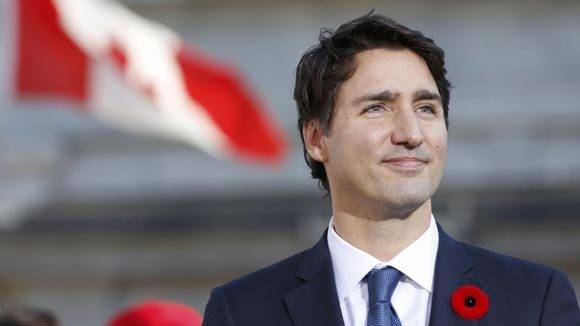 Primer Ministro de Canadá, Justin Trudeau. Foto: Aljazeera.