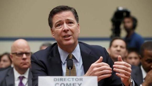 El Director del FBI, James Comey, al prestar testimonio ante el Congreso la semana pasada. Foto: AP / Archivo de Cubadebate