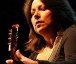 La cantautora cubana Liuba María Hebvia. Foto: Archivo.