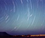Esta noche se podrá observar una espectacular lluvia de estrellas. Foto: Flickr.