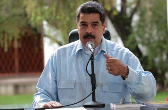 Presidente venezolano, Nicolás Maduro. Foto: @PresidencialVen.