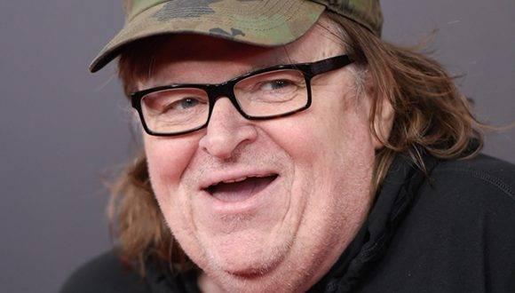 Michael Moore. Foto: AP.