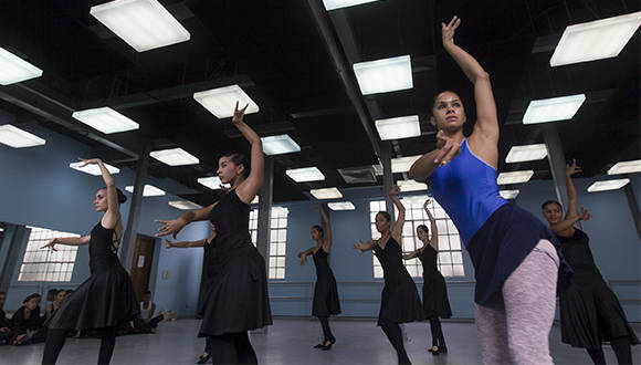 misty copeland en ballet Lizt alfonso