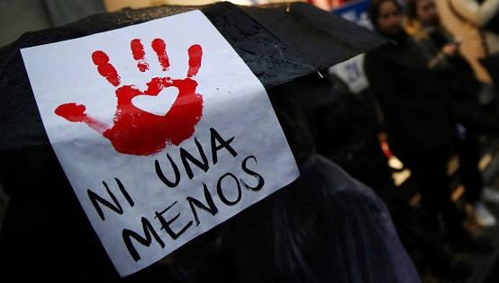 La violencia de género sigue incrementando en Argentina. Foto: Reuters.