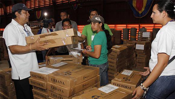 Nicaragua celebra elecciones generales este 6 de noviembre. Foto: END.