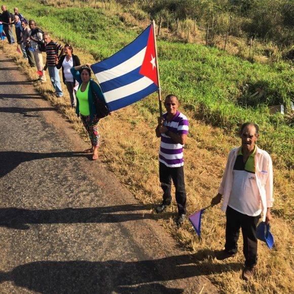 Llegando a Perico. Foto: Ladyrene Pérez/ Cubadebate